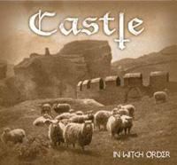 CD CASTLE In Witch Order sur ROOOAR (FR)