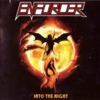CD ENFORCER Into The Night sur ROOOAR (FR)