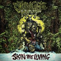 CD JUNGLE ROT Skin The Living (Re-Issue) sur ROOOAR (FR)