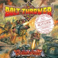 CD + DVD BOLT THROWER Realm Of Chaos sur ROOOAR (FR)