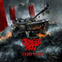 CD JUNGLE ROT Terror Regime sur ROOOAR (FR)