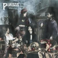 CD PURSON The Circle and the Blue Door sur ROOOAR (FR)