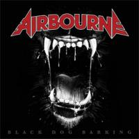 CD AIRBOURNE Black Dog Barking on ROOOAR (UK)