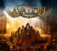CD TIMO TOLKKI'S AVALON The Land of New Hope sur ROOOAR (FR)