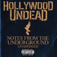 CD HOLLYWOOD UNDEAD Notes From the Underground (Deluxe Edition) sur ROOOAR (FR)