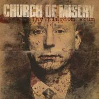 CD CHURCH OF MISERY Thy Kingdom Scum sur ROOOAR (FR)