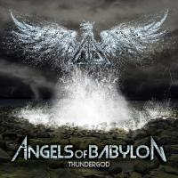 CD ANGELS OF BABYLON Thundergod sur ROOOAR (FR)
