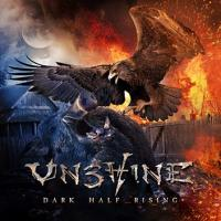 CD UNSHINE Dark Half Rising sur ROOOAR (FR)