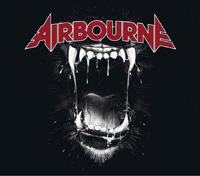 CD AIRBOURNE Black Dog Barking (Deluxe Edition) on ROOOAR (UK)