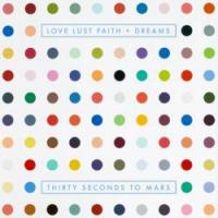 CD THIRTY SECONDS TO MARS Love Lust Faith + Dreams on ROOOAR (UK)
