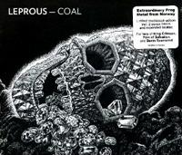 CD LEPROUS Coal (Limited Edition) on ROOOAR (UK)