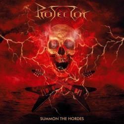PROTECTOR to release 'Summon the Hordes' album (CD) in April