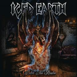 ICED EARTH to release 'Enter The Realm (EP Re-Issue)' album