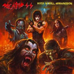 DEATH SS to release 'Rock 'n' Roll Armageddon (Re-Issue