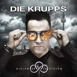 Dvd New Releases 2020.Die Krupps Will Release A New Album Vision 2020 Vision Cd