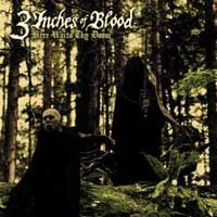 CD 3 INCHES OF BLOOD Here Waits Thy Doom sur ROOOAR (FR)