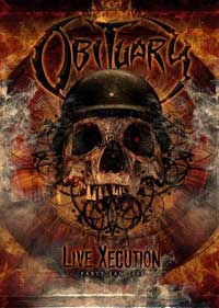 DVD OBITUARY Live Xecution on ROOOAR (UK)