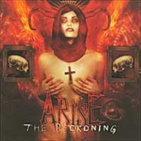 CD ARISE The Reckoning on ROOOAR (UK)