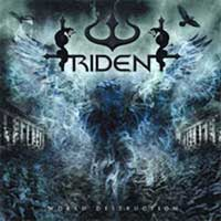 CD TRIDENT World Destruction on ROOOAR (UK)