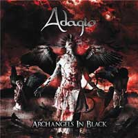 CD ADAGIO Archangels In Black (Special Tour Edition) on ROOOAR (UK)