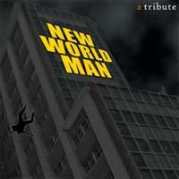 CD VARIOUS ARTISTS New World Man (A Tribute to Rush) on ROOOAR (UK)