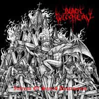Metal Archive by Band - letter B - CD - BLACK WITCHERY