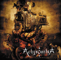 CD ACHYRONTHIA Echoes of Brutality on ROOOAR (UK)