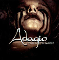 CD ADAGIO A Band in Upperworld on ROOOAR (UK)
