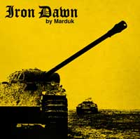 CD MARDUK Iron Dawn on ROOOAR (UK)