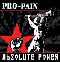 CD PRO-PAIN Absolute Power on ROOOAR (UK)