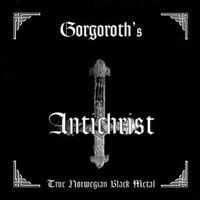 CD GORGOROTH Antichrist (Re-Issue) on ROOOAR (UK)
