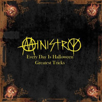 CD MINISTRY Every Day Is Halloween: The Anthology sur ROOOAR (FR)